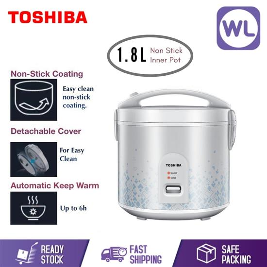 Picture of TOSHIBA RICE COOKER RC-18JH1NMY
