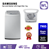 Picture of SAMSUNG 7kg TOP LOAD WASHER WA70H4000SG/FQ