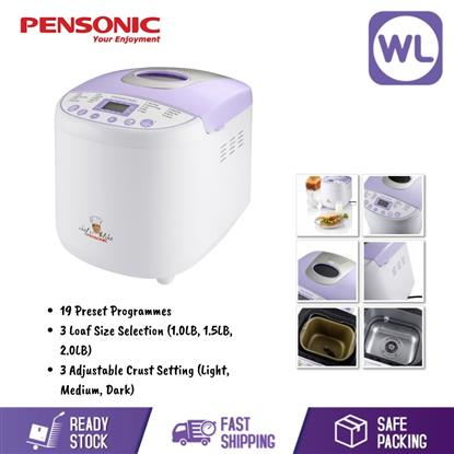 PENSONIC BREAD MAKER PBM-2000的图片