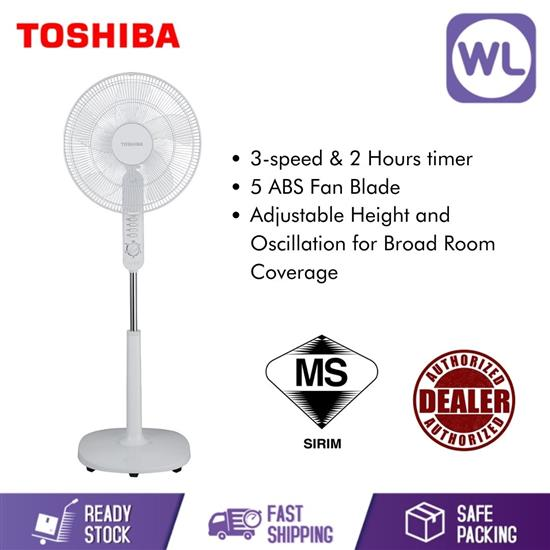 Picture of TOSHIBA 16''STAND FAN F-SYA10(G)MY