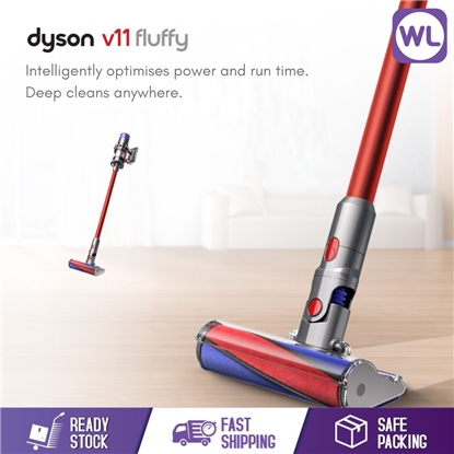 Picture of DYSON V11™ FLUFFY SWAP VACUUM CLEANER