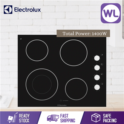 Picture of ELECTROLUX 60CM BUILT-IN CERAMIC HOB EHEC65BS