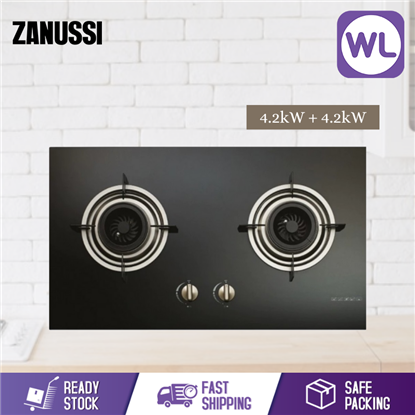 Picture of ZANUSSI BUILT-IN 78CM GLASS HOB ZGT7823EK