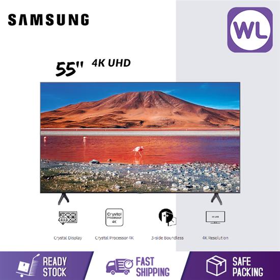 Picture of SAMSUNG 55'' 4K UHD SMART TV UA55TU7000KXXM