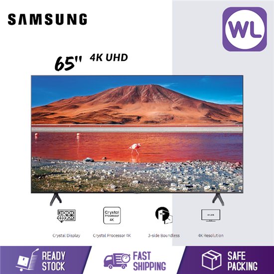 Picture of SAMSUNG 65'' 4K UHD SMART TV UA65TU7000KXXM