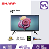 Picture of SHARP 40'' AQUOS FULL HD TV 2TC42BD1X