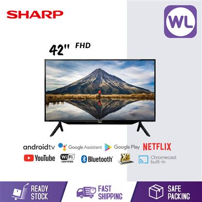 Picture of SHARP 42'' AQUOS FULL HD ANDROID TV 2TC42BG1X