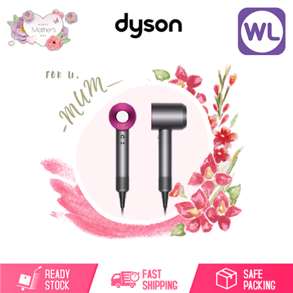 Picture of Mother's Day | DYSON SUPERSONIC HAIR DRYER HD03 (IRON/FUCHSIA)