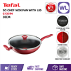 Picture of TEFAL SO CHEF WOKPAN WITH LID G13594 (30CM)