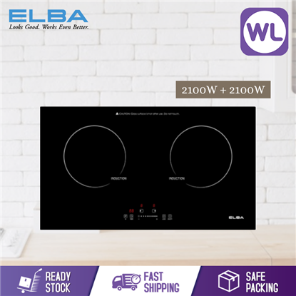 Picture of ELBA BUILT-IN INDUCTION COOKER EIC-G3602ST (BLACK)