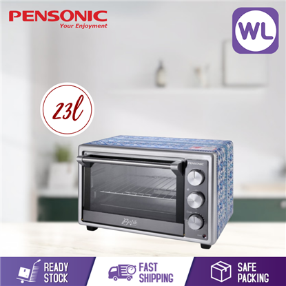 Picture of BATIK SERIES | PENSONIC 23L ELECTRIC OVEN PEO-2304B