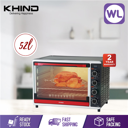 Picture of KHIND 52L ELECTRIC OVEN OT5205