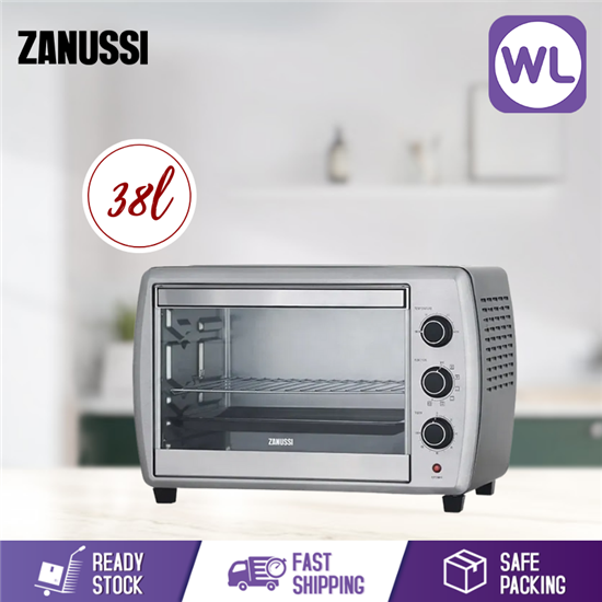 Picture of ZANUSSI 38L ELECTRIC OVEN ZOT38MXC