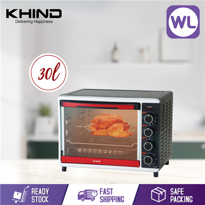 Picture of KHIND 30L ELECTRIC OVEN OT3005