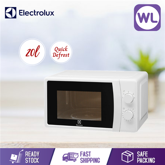 Picture of ELECTROLUX 20L FREE-STANDING MICROWAVE EMM20K18GWI