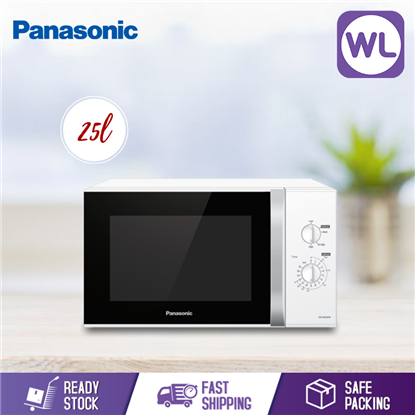 Picture of PANASONIC 25L SOLO MICROWAVE OVEN NN-SM33HMMPQ