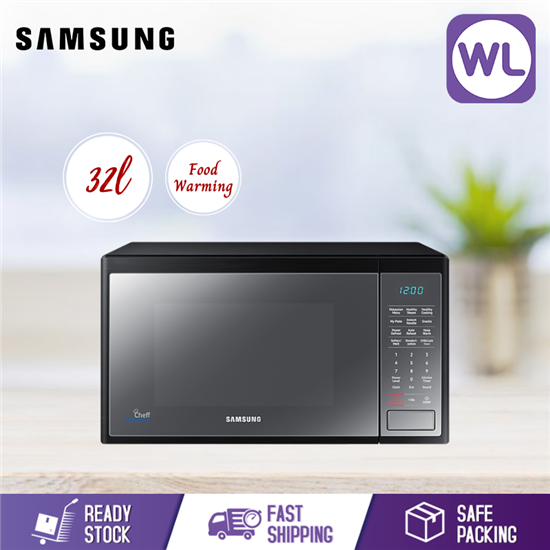Picture of SAMSUNG 32L SOLO MICROWAVE OVEN MS32J5133GM/SM