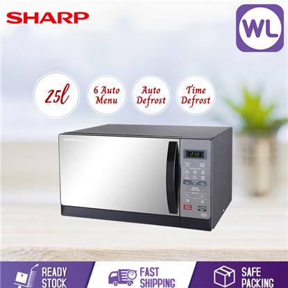 Picture of SHARP 25L MICROWAVE OVEN R357EK