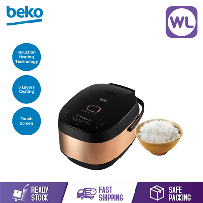 Picture of BEKO INDUCTION HEATING RICE COOKER RCI80143B