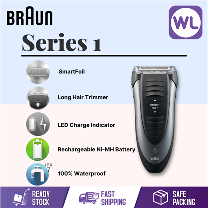 Picture of BRAUN SERIES 1 SHAVER 190S