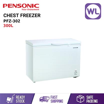 Picture of PENSONIC CHEST FREEZER PFZ-302 (300L/ WHITE)