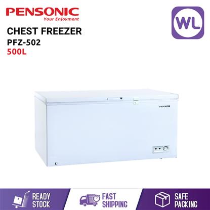 Picture of PENSONIC CHEST FREEZER PFZ-502 (500L/ WHITE)