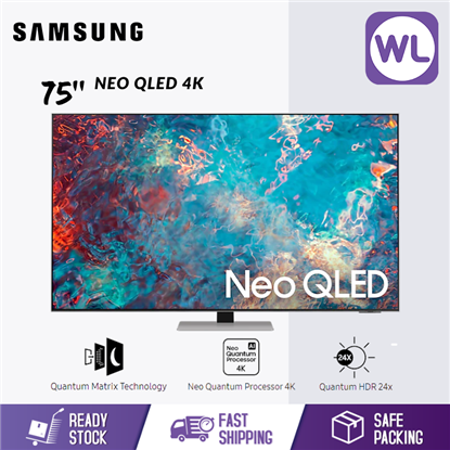 Picture of SAMSUNG 75'' NEO QLED 4K SMART TV QA75QN85AAKXXM