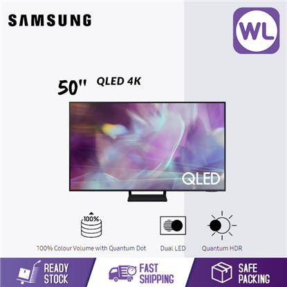 Picture of SAMSUNG 50'' QLED 4K SMART TV QA50Q60AAKXXM