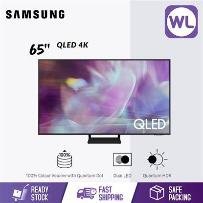 Picture of SAMSUNG 65'' QLED 4K SMART TV QA65Q60AAKXXM