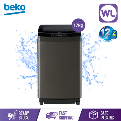 Picture of BEKO 17kg TOP LOAD WASHER WTLD170D