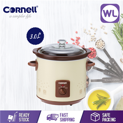 Picture of CORNELL 3.0L SLOW COOKER CSC-D35C