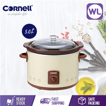 Picture of CORNELL 5.0L SLOW COOKER CSC-D50C