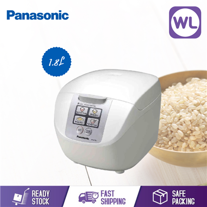 Picture of PANASONIC 1.8L RICE COOKER SR-DF181WSK
