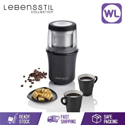 Picture of LEBENSSTIL COFFEE BEAN GRINDER LKCG-4013X