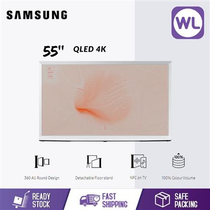 Picture of SAMSUNG 55'' THE SERIF QLED 4K LIFESTYLE SMART TV QA55LS01TAKXXM