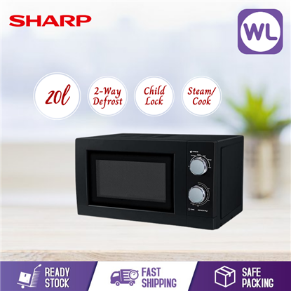 Picture of SHARP 20L MICROWAVE OVEN R219EK