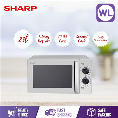 Picture of SHARP 23L MICROWAVE OVEN WITH GRILL R639ES