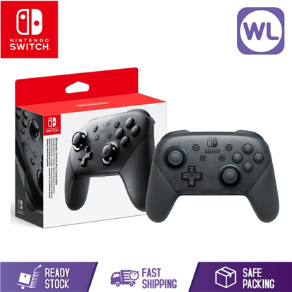 Picture of NINTENDO SWITCH PRO CONTROLLER