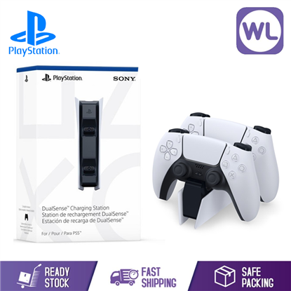 Picture of SONY PLAYSTATION 5 ORIGINAL CONTROLLER DUALSENSE CHARGING STATION