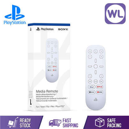 Picture of SONY PLAYSTATION 5 ORIGINAL MEDIA REMOTE CONTROL