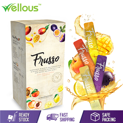 Picture of WELLOUS FRUSSO REVITALISE HEALTH BY CLEANSING THE INTESTINE