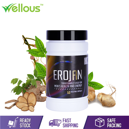 Picture of WELLOUS EROJAN FOR BODY ENDURANCE & ULTIMATE PERFORMANCE
