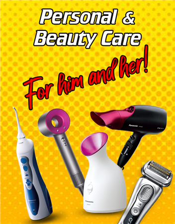 Picture for category Personal & Beauty Care