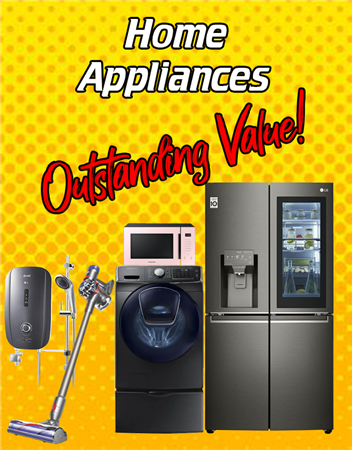 Picture for category Home Appliances