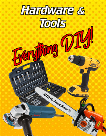 Picture for category Hardware & Tools