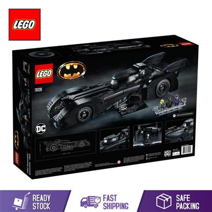 Picture of  LEGO DC COMICS BATMAN 1989 BATMOBILE 76139