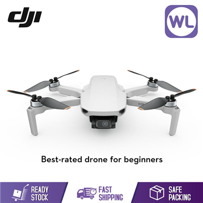 Picture of DJI MINI SE FLY MORE COMBO - ULTRALIGHT FOLDABLE 3-AXIS GIMBAL 2.7K CAMERA <249 GRAMS DRONE FLYCAM