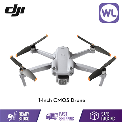 Picture of DJI AIR 2S FLY MORE COMBO - 5.4K PROFESSIONAL AERIAL DRONE