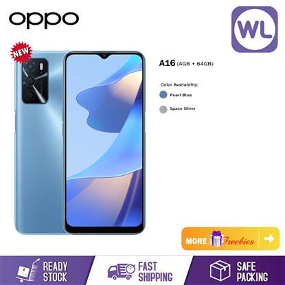 Picture of Oppo A16 (4GB+64GB)
