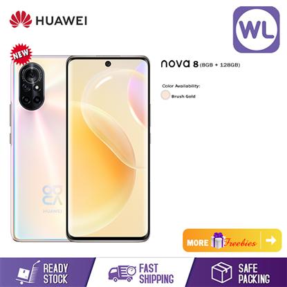 Picture of Huawei Nova 8 (8GB + 128GB)
